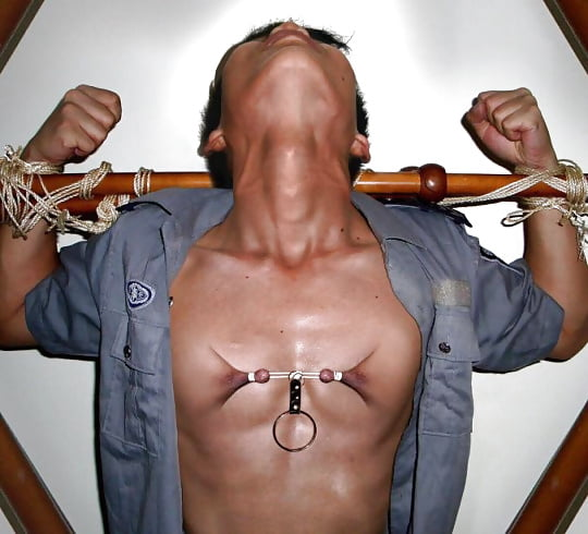 Male Nipples Some Hot Some Tortured - 90 Pics  Xhamster-4460