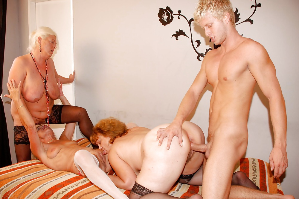 Hardcore grannys fucking young studs, mature women picture post