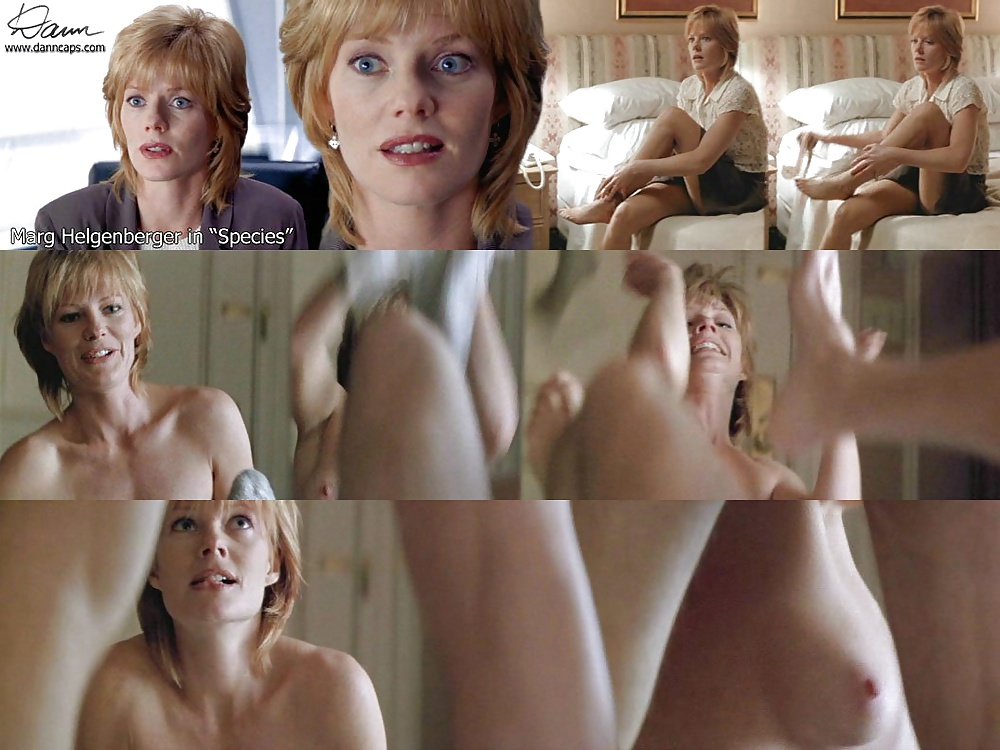 Bbw marg helgenberger nude videos and porn