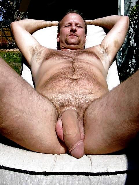 He has a big dick