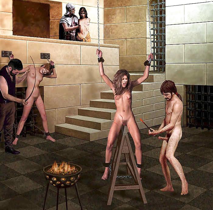 Torture Chamber Artwork