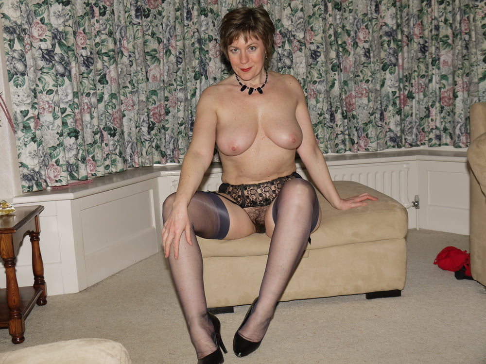 Assorted Stockings, Hose and Hotties #1