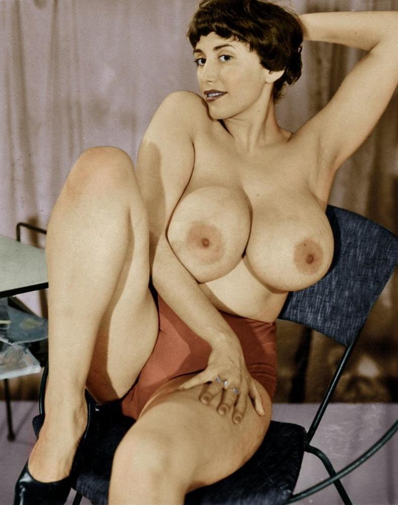 Vintage Busty Mature