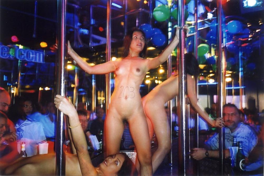 Happy nude wives