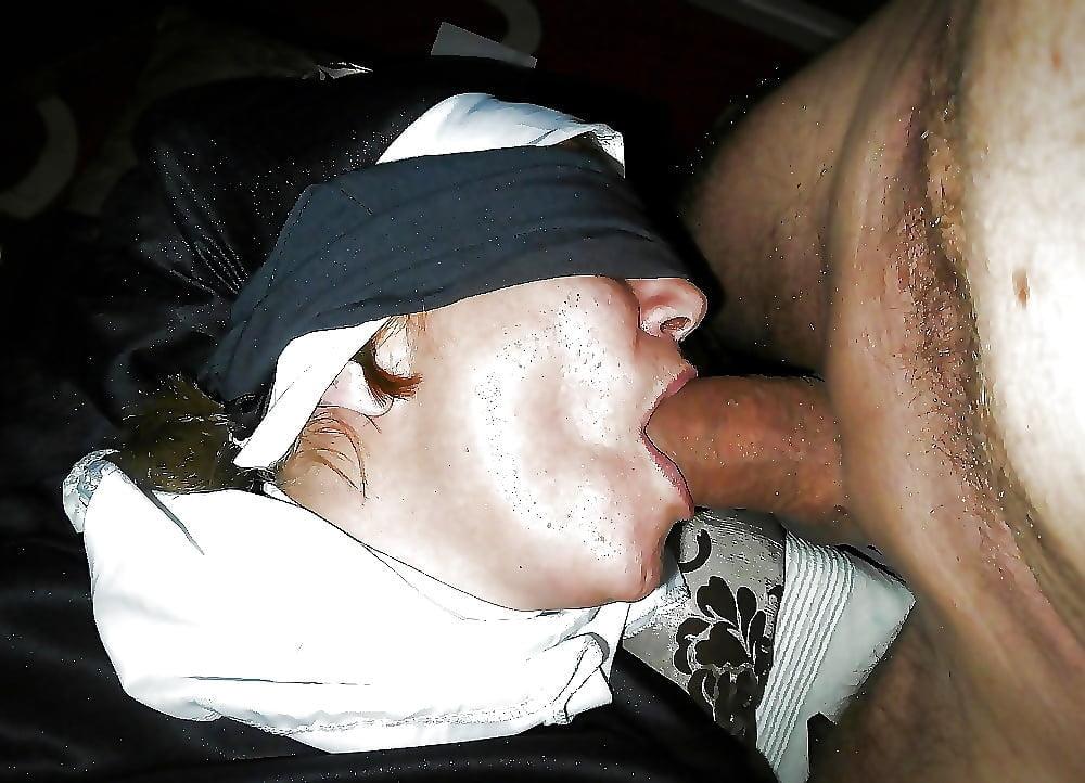 Nun sucking dick