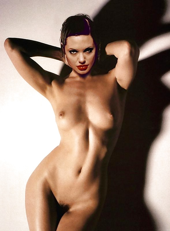 Sexy Angelina Jolie Nude Pictures Pictures