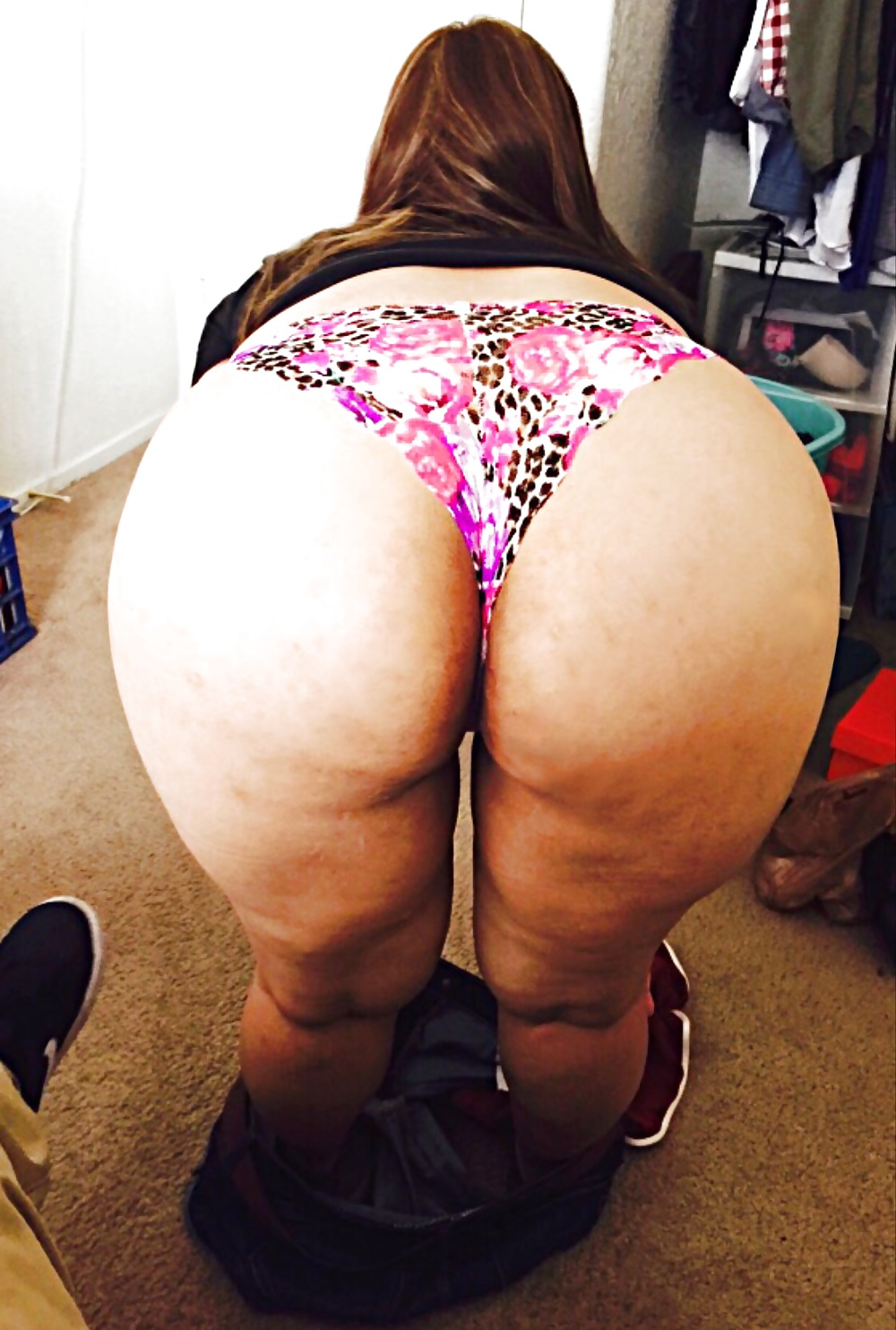 Fat ass mexican milf