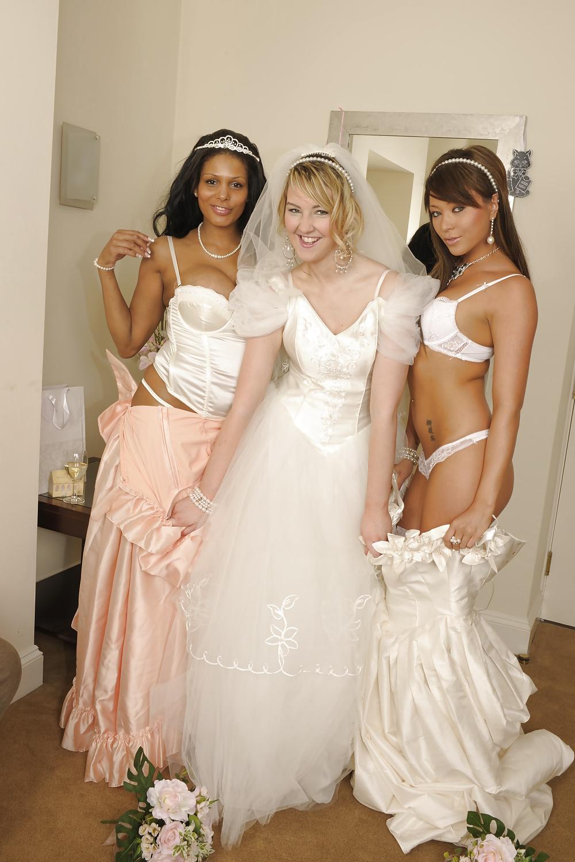 Lesbian bride galleries