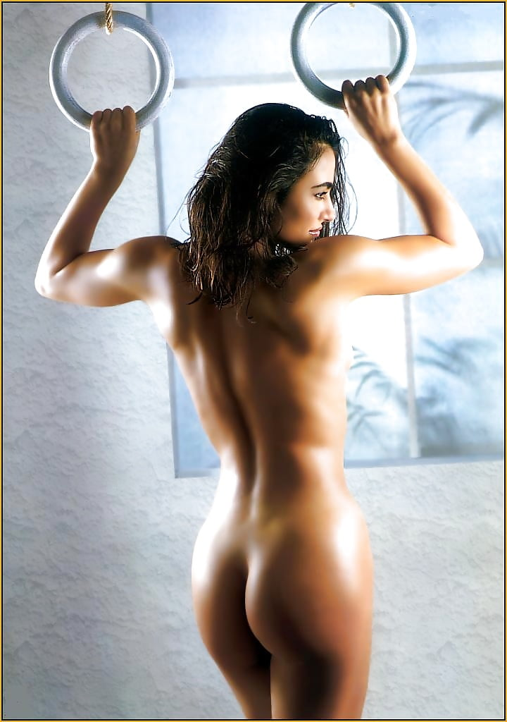 Hot Hottest Nude Athlete HD
