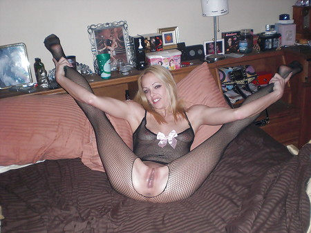 spread My eagle wife