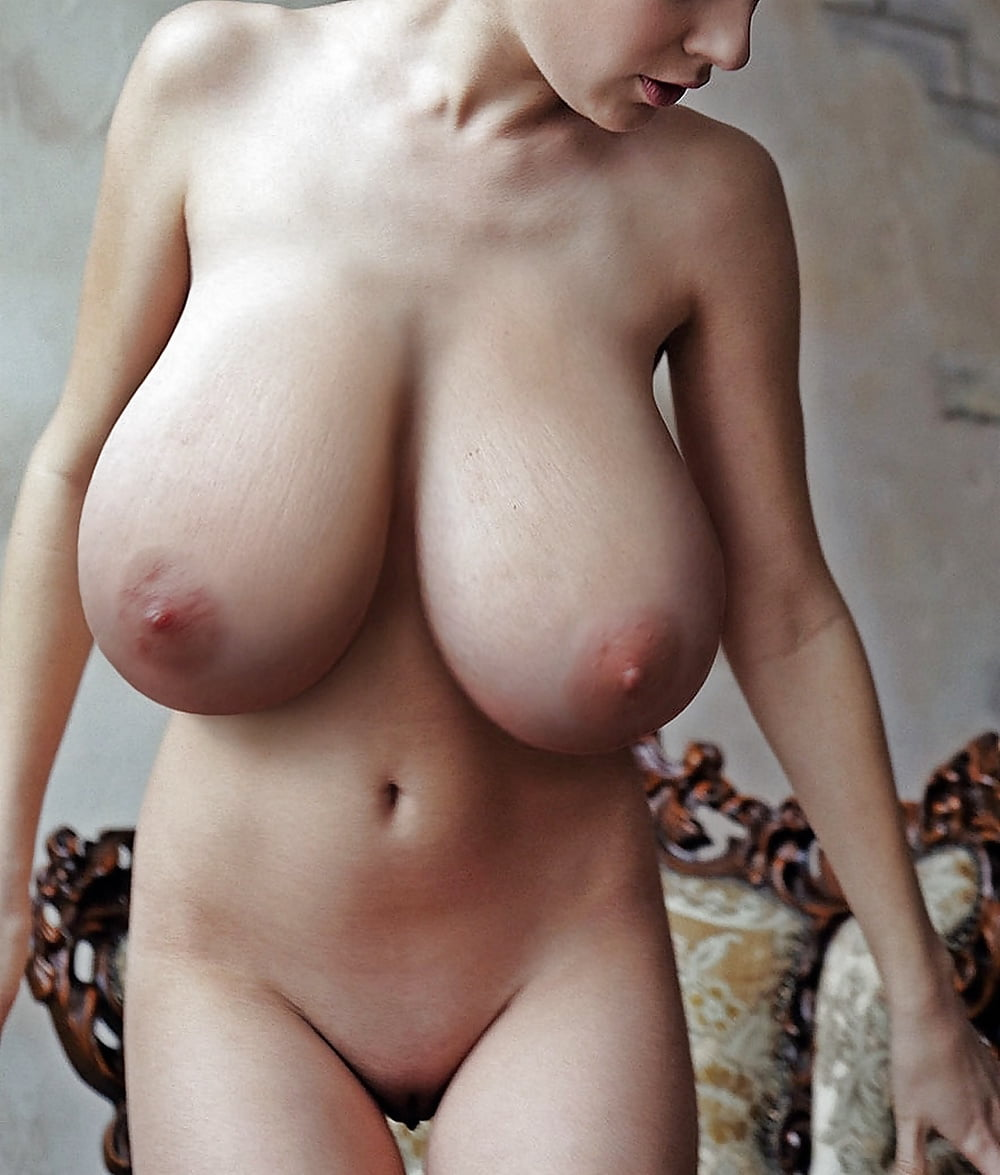 Anastasiya berthier and her massive natural breasts