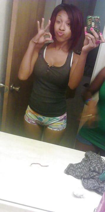 Little ebony teen-2604