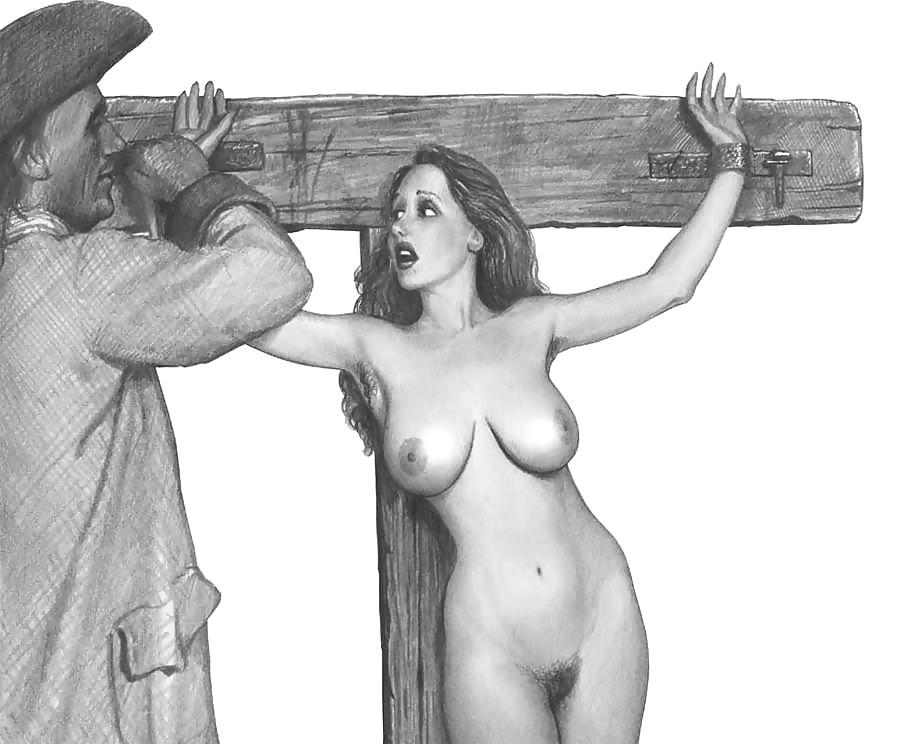 смотреть голые девушки на казнях - 3