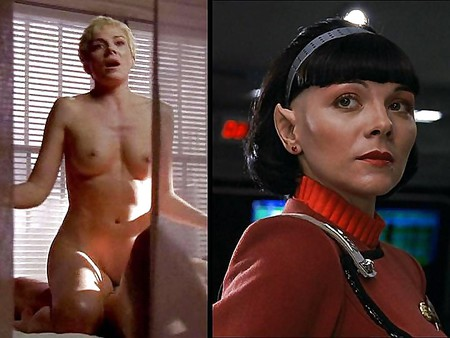 Women the nude of star trek in the opinion