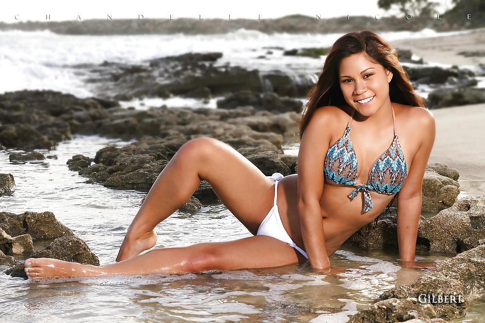 Beach sexy hawaiian pussy