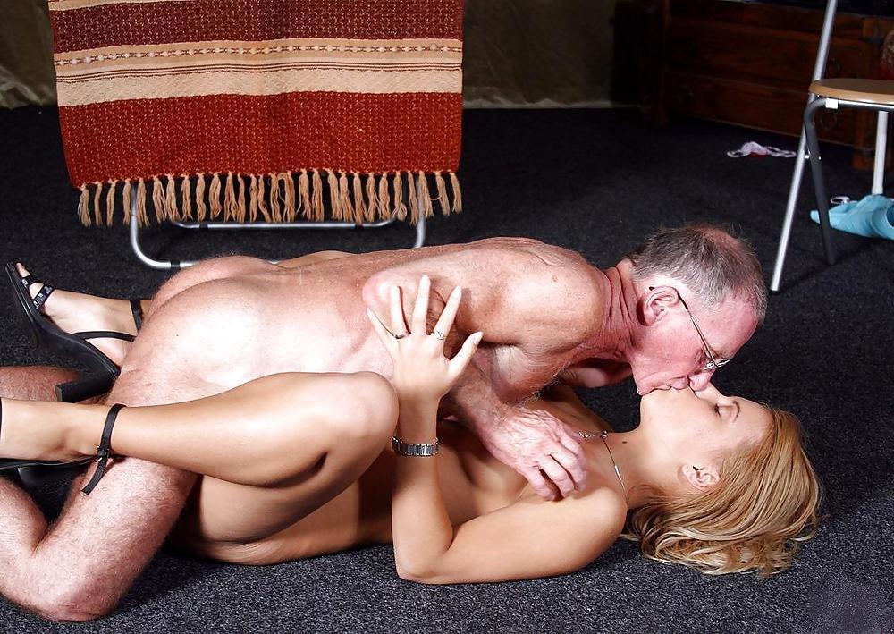 секс со старым пердуном фото эротика