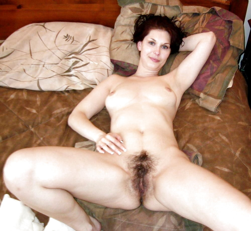 Hairy Cunt On Sexy MILF Pregnant Before & After- 40 Pics