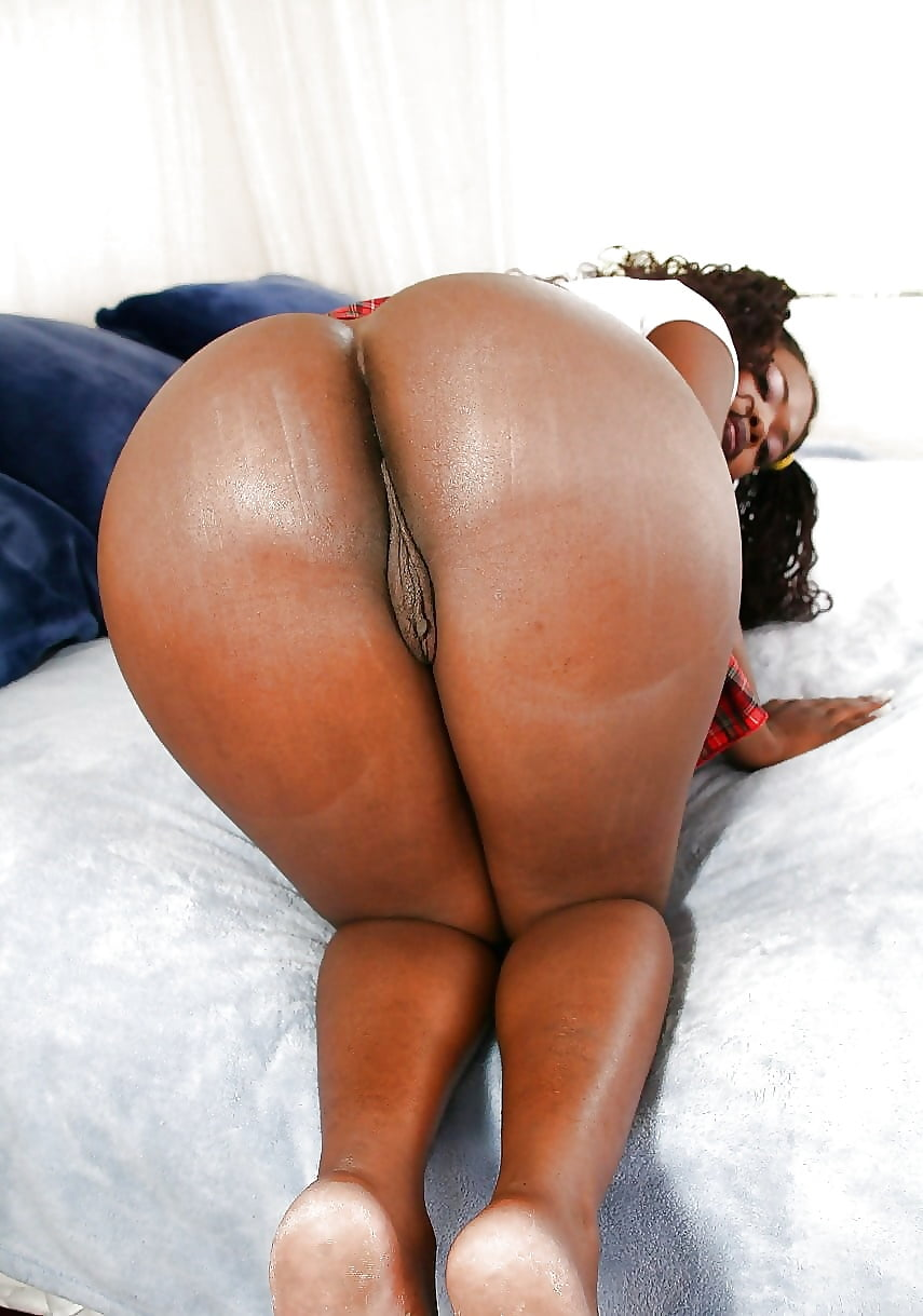 Big Black Booty Homemade