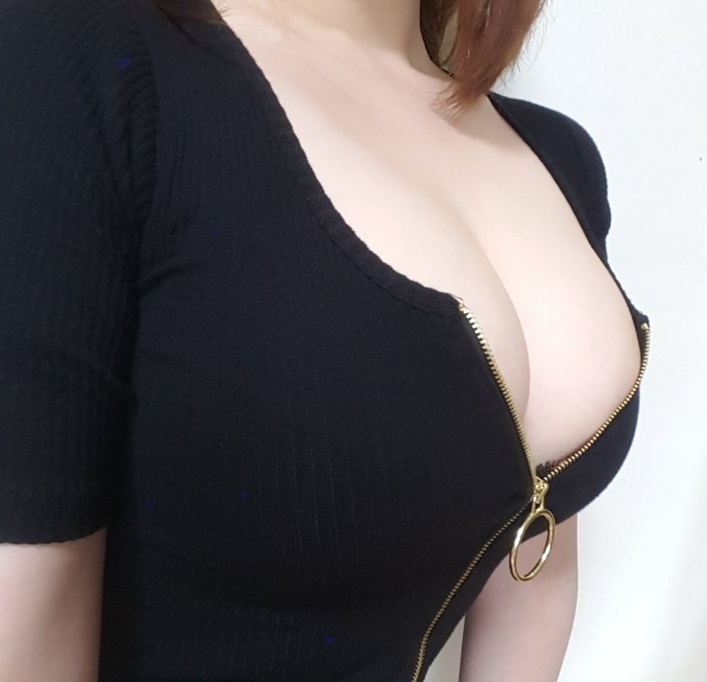 Korean big boobs girl-5612
