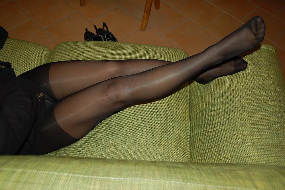 Black women in pantyhose xxx