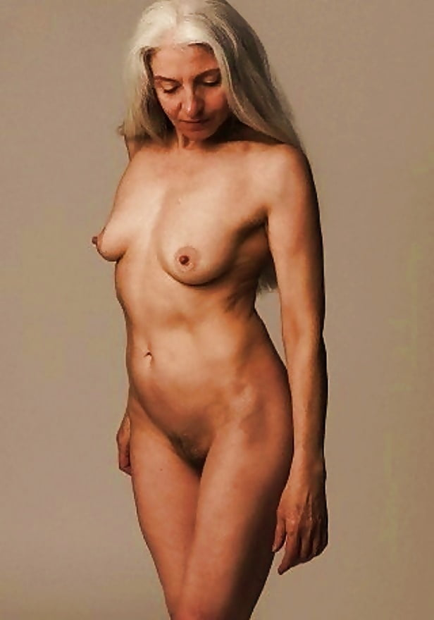 Gorgeous nude middle age women