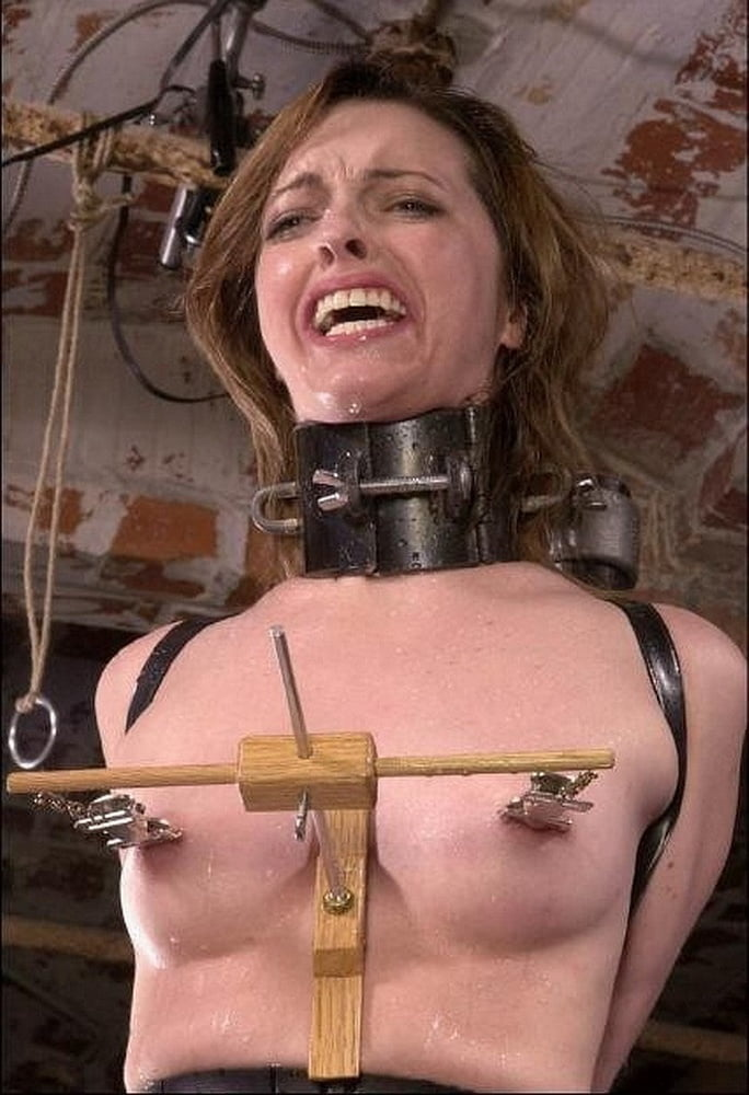 Neck bondage videos