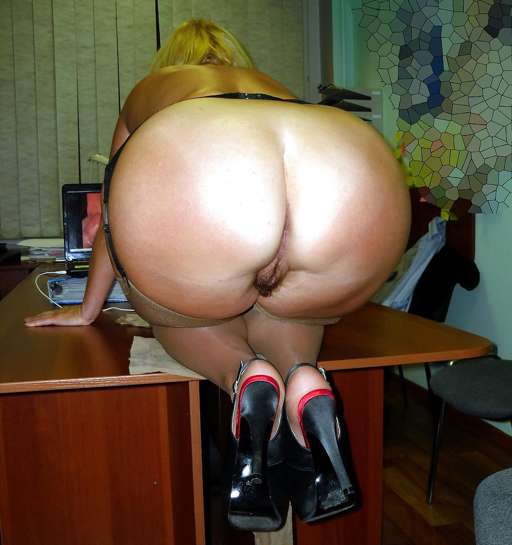 Big Ass Mature Interracial