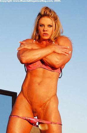 Armstrong  nackt Rebekka Former Playboy