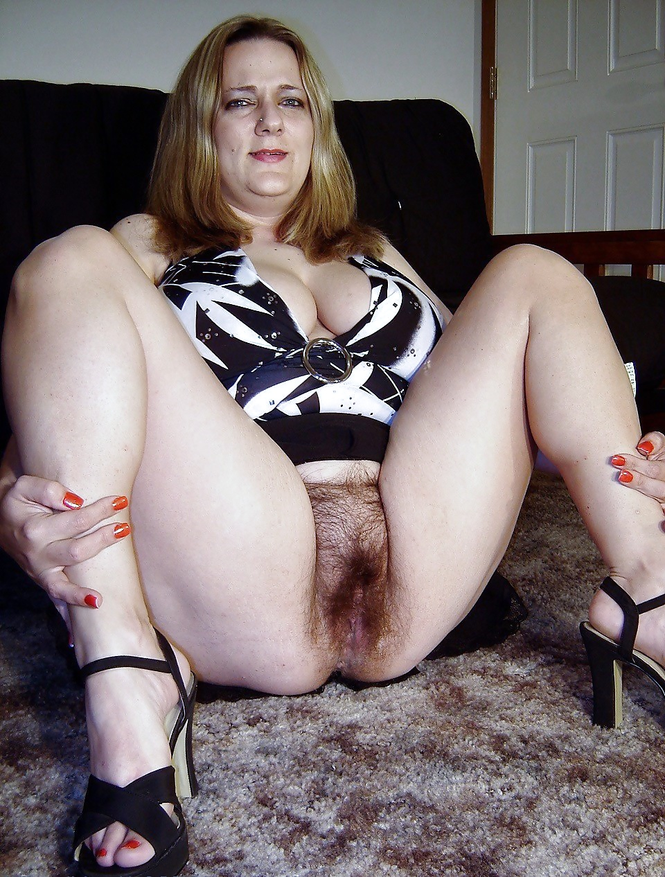 Hairy bbw pussy remarkable, valuable