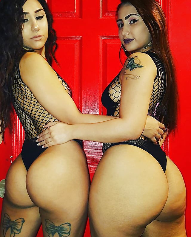 Big Booty Latina Black Cock