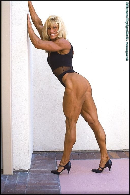 Fit naked females