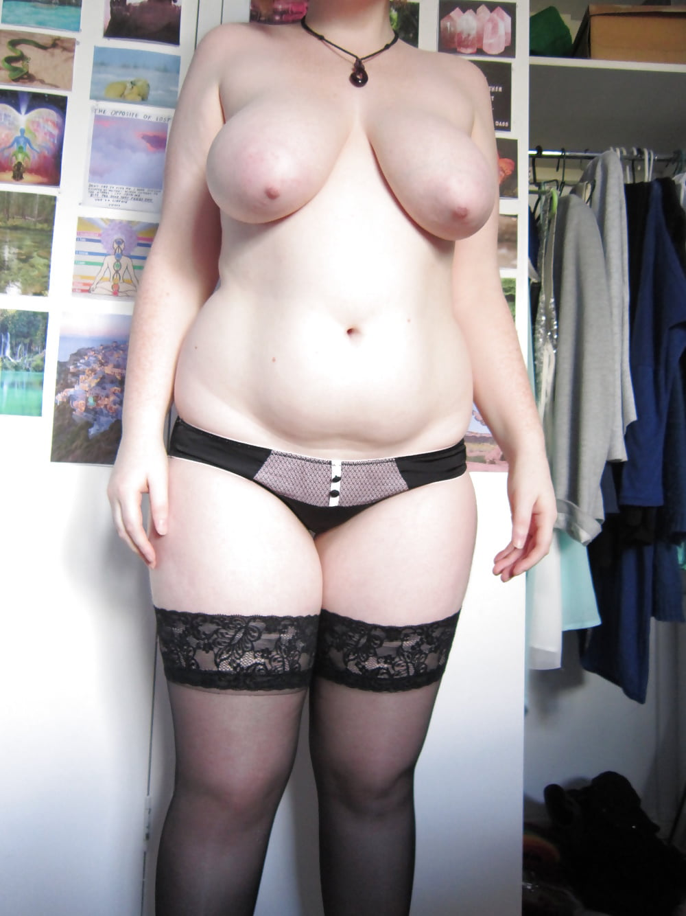 Chubby goddess, milf jewess with enormous breasts nude