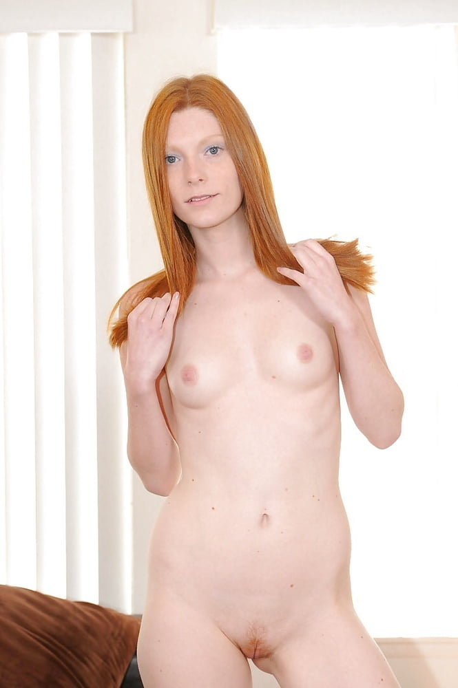 Red headed rose nude