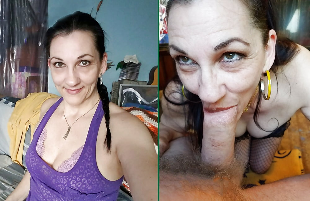 Amateur Before After Blowjob Manyvids 1