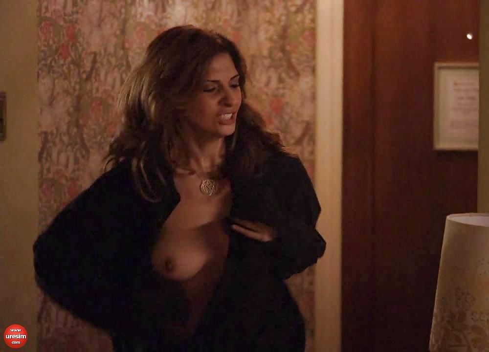 callie thorne naked
