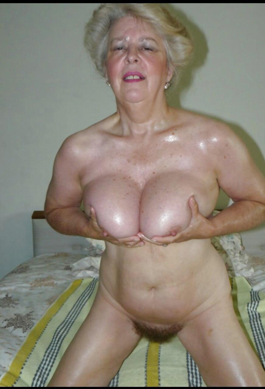 Ugly Naked Granny Mix