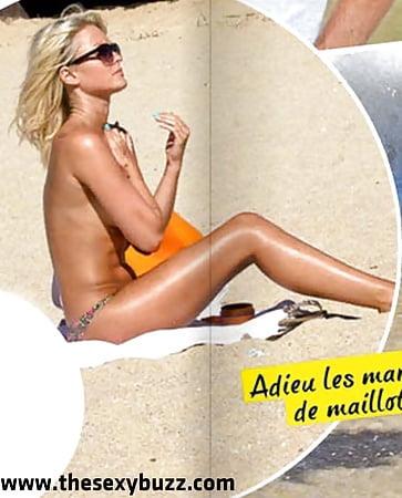 Nackt  Caroline Receveur Caroline :