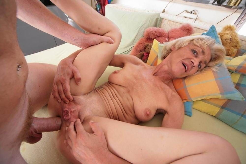 Old Anal Tube