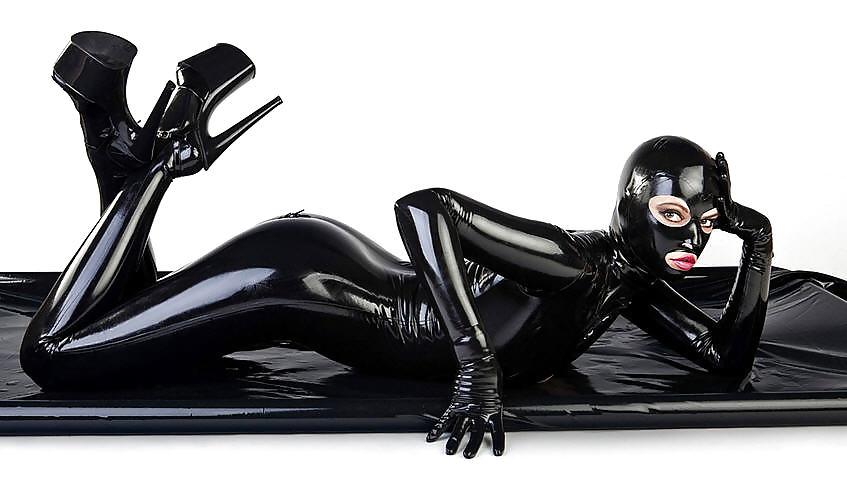 Spy catsuit