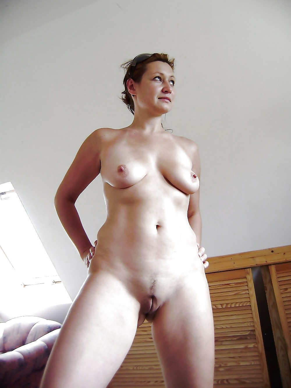 naked-wife-standing-touching-herself