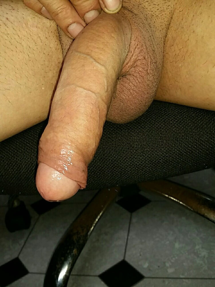 Free creamy uncut cock #7