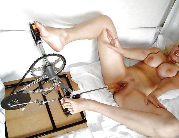 Фото галереи секс тренажер велосипед баб хором
