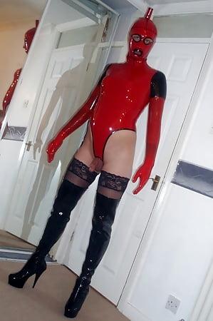 latex rubber sissy crossdresser pics xhamster com