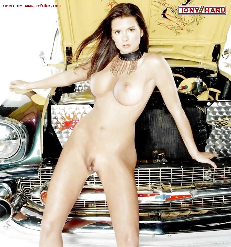 Danica patrick latex