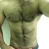 my muscular body