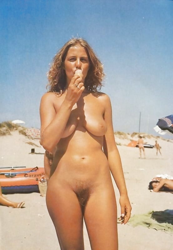 Cyrus retro hairy hot nudist women