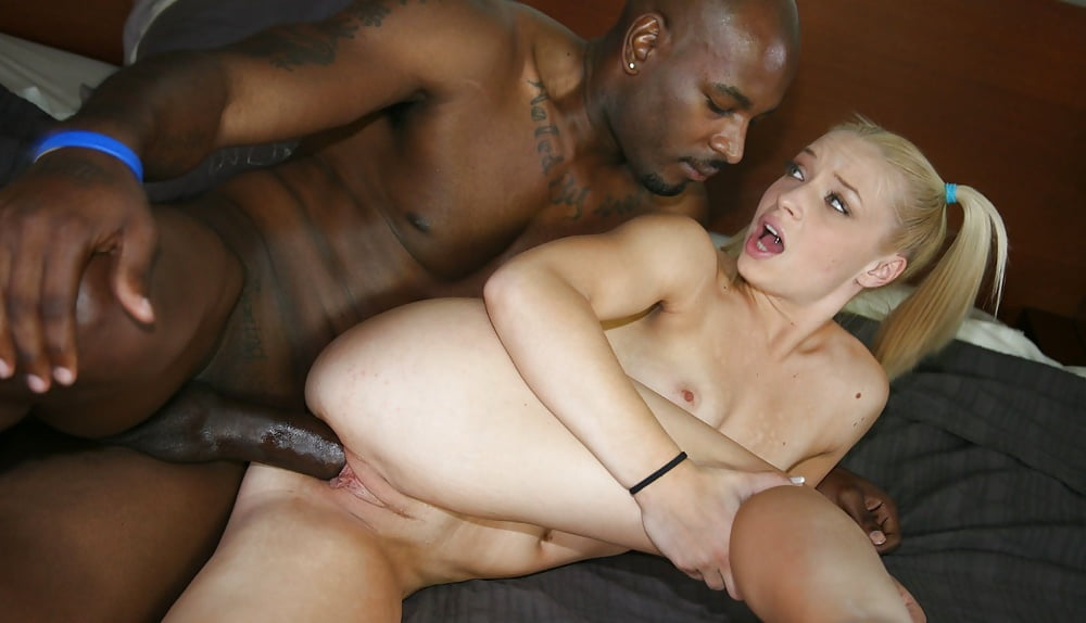 Straight interracial sex