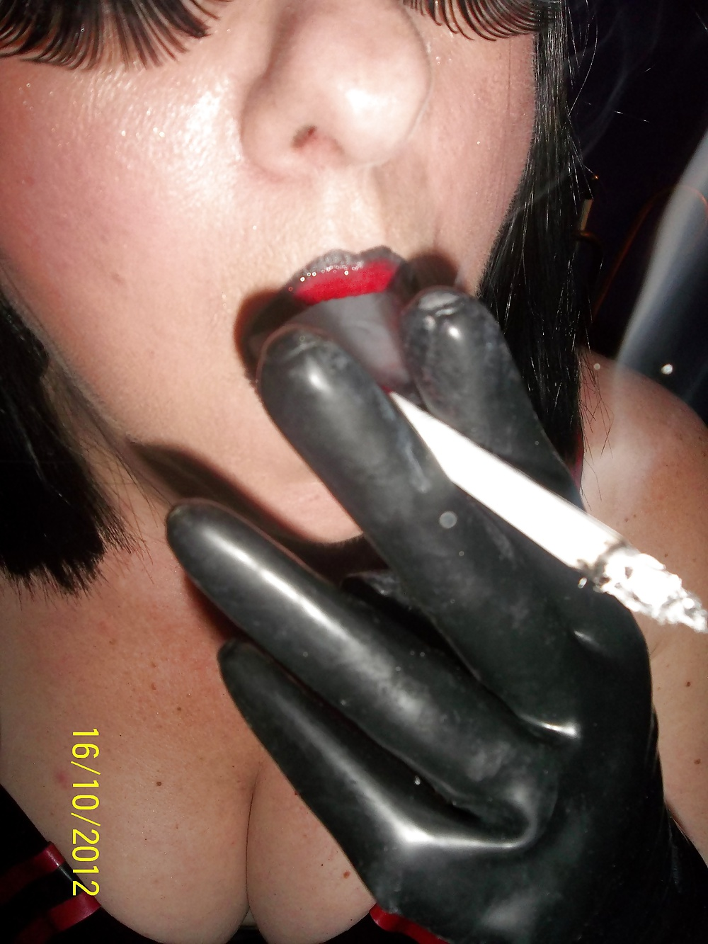 Latex hot pink rubber pig hood mask fetish play full head doll man men animal mi