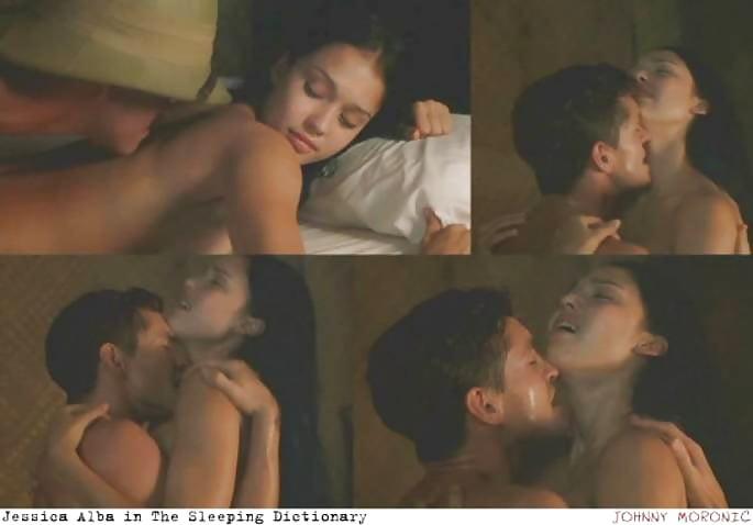 Naked Jessica Alba In Awake Ancensored
