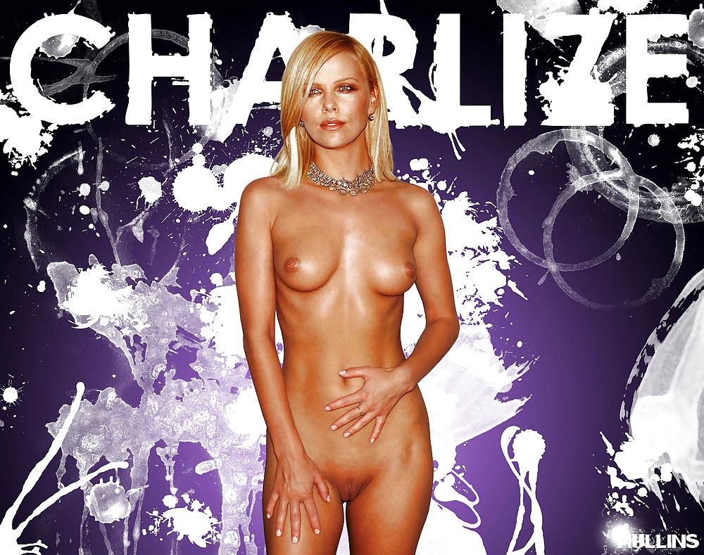 Charlize Theron Nude Sex Scene